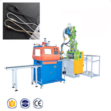 Garment String Seal Tag Injection Moulding Machine